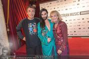Amadeus 2016 - Volkstheater - So 03.04.2016 - Hubert VON GOISERN, Conchita WURST, Dagmar KOLLER370