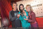Amadeus 2016 - Volkstheater - So 03.04.2016 - Hubert VON GOISERN, Conchita WURST, Dagmar KOLLER371