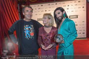 Amadeus 2016 - Volkstheater - So 03.04.2016 - Hubert VON GOISERN, Conchita WURST, Dagmar KOLLER372