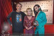 Amadeus 2016 - Volkstheater - So 03.04.2016 - Hubert VON GOISERN, Conchita WURST, Dagmar KOLLER373
