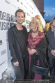 Amadeus 2016 - Volkstheater - So 03.04.2016 - Dagmar KOLLER mit Freund Michael BALGAVY93