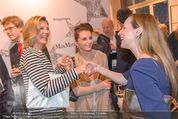 Opening - MaxMara Store - Do 07.04.2016 - Maria GRO�BAUER (GROSSBAUER), Desiree TREICHL-ST�RGKH32