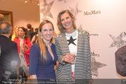 Opening - MaxMara Store - Do 07.04.2016 - Maria GRO�BAUER (GROSSBAUER), Desiree TREICHL-ST�RGKH40