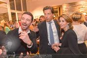 Opening - MaxMara Store - Do 07.04.2016 - Matthias WINKLER, Ali G�RTLER, Oliver BERBEN49