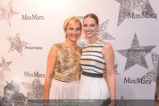 Opening - MaxMara Store - Do 07.04.2016 - Nicola GERBER MARAMOTTI, Julia CZECHNER51
