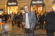 Opening - MaxMara Store - Do 07.04.2016 - Rene WASTLER in Philipp Plein (limited edition!!!!)68