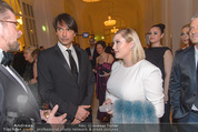 Dancer against Cancer - Hofburg - Sa 09.04.2016 - Hayley HASSELHOFF, Marcus SCHENKENBERG103