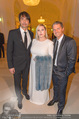 Dancer against Cancer - Hofburg - Sa 09.04.2016 - Hayley HASSELHOFF, Marcus SCHENKENBERG, Manfred BAUMANN104