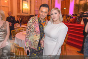 Dancer against Cancer - Hofburg - Sa 09.04.2016 - Hayley HASSELHOFF, Julian F.M. STOECKEL125