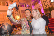 Dancer against Cancer - Hofburg - Sa 09.04.2016 - Hayley HASSELHOFF, Julian F.M. STOECKEL126