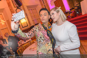 Dancer against Cancer - Hofburg - Sa 09.04.2016 - Hayley HASSELHOFF, Julian F.M. STOECKEL127