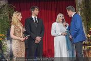 Dancer against Cancer - Hofburg - Sa 09.04.2016 - S. SCHNEIDER, Marcus SCHENKENBERG, Hayley HASSELHOFF, A. HAIDER181