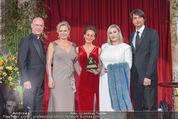 Dancer against Cancer - Hofburg - Sa 09.04.2016 - Heidi SCHALLER, Silvia SCHNEIDER, Alfons HAIDER, M. SCHENKENBERG210