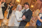 Dancer against Cancer - Hofburg - Sa 09.04.2016 - Hayley HASSELHOFF, Marcus SCHENKENBERG244
