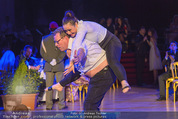 Dancer against Cancer - Hofburg - Sa 09.04.2016 - Herbert STEINB�CK, Amina WELT271