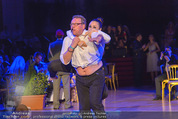 Dancer against Cancer - Hofburg - Sa 09.04.2016 - Herbert STEINB�CK, Amina WELT272