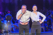 Dancer against Cancer - Hofburg - Sa 09.04.2016 - Herbert STEINB�CK, Amina WELT274