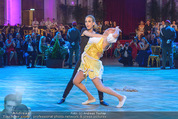 Dancer against Cancer - Hofburg - Sa 09.04.2016 - Yvonne RUEFF, Christoph F�LBL298