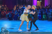 Dancer against Cancer - Hofburg - Sa 09.04.2016 - Yvonne RUEFF, Christoph F�LBL299