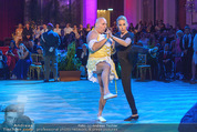 Dancer against Cancer - Hofburg - Sa 09.04.2016 - Yvonne RUEFF, Christoph F�LBL300