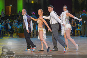 Dancer against Cancer - Hofburg - Sa 09.04.2016 - Yvonne RUEFF, Sissy ANDEL, Andy LEE LANG, Martin OBERHAUSER324