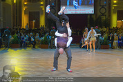 Dancer against Cancer - Hofburg - Sa 09.04.2016 - Andy LEE LANG, Martin OBERHAUSER330