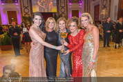 Dancer against Cancer - Hofburg - Sa 09.04.2016 - Bond-Girls BOCAN, PFL�GER, MASTAN, SCHWARZ, GASTINGER361