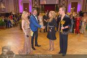 Dancer against Cancer - Hofburg - Sa 09.04.2016 - Silvia SCHNEIDER, A. HAIDER, Chiara PISATI, Patrick KUNST365