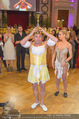 Dancer against Cancer - Hofburg - Sa 09.04.2016 - Yvonne RUEFF, Christoph F�LBL369