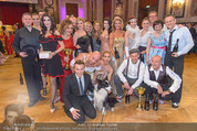 Dancer against Cancer - Hofburg - Sa 09.04.2016 - Gruppenfoto371