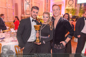 Dancer against Cancer - Hofburg - Sa 09.04.2016 - Patrick KUNST, Chiara PISATI, Andreas H�RMANN378