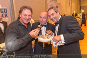 Dancer against Cancer - Hofburg - Sa 09.04.2016 - Heinz HANNER, Christoph F�LBL, Robert LETZ381