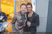 Dancing Stars Ball - Parkhotel Schönbrunn - Di 12.04.2016 - Willi GABALIER, Fadi MERZA1