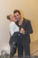 Dancing Stars Ball - Parkhotel Schönbrunn - Di 12.04.2016 - Fadi MERZA mit Ehefrau Ines18