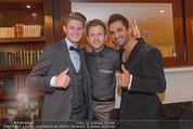Dancing Stars Ball - Parkhotel Schönbrunn - Di 12.04.2016 - Fadi MERZA, Thomas MORGENSTERN, Willi GABALIER34