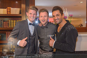 Dancing Stars Ball - Parkhotel Schönbrunn - Di 12.04.2016 - Fadi MERZA, Thomas MORGENSTERN, Willi GABALIER35