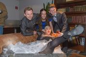 Dancing Stars Ball - Parkhotel Schönbrunn - Di 12.04.2016 - Willi GABALIER, Roswitha WIELAND, Thomas MORGENSTERN, Jazz GITTI39