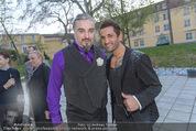 Dancing Stars Ball - Parkhotel Schönbrunn - Di 12.04.2016 - Georgij MAKAZARIA, Fadi MERZA7