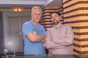 Maschek Premiere - Rabenhof - Mi 13.04.2016 - Peter H�RMANSEDER, Robert STACHEL (MASCHEK)2