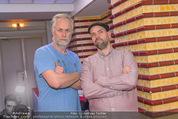 Maschek Premiere - Rabenhof - Mi 13.04.2016 - Peter H�RMANSEDER, Robert STACHEL (MASCHEK)3