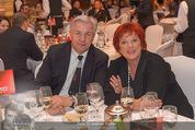 ROMY Akademiepreis - Grand Hotel - Do 14.04.2016 - Klaus WOWEREIT, Regina ZIEGLER1