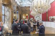 DocLX Housewarming - Palais Schönborn-Batthyany - Do 14.04.2016 - Palais, Prunkr�ume, Festsaal, Cocktailempfang22
