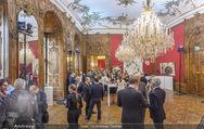 DocLX Housewarming - Palais Schönborn-Batthyany - Do 14.04.2016 - Palais, Prunkr�ume, Festsaal, Cocktailempfang24