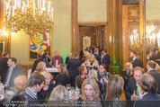 DocLX Housewarming - Palais Schönborn-Batthyany - Do 14.04.2016 - Palais, Prunkr�ume, Festsaal, Cocktailempfang30