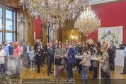 DocLX Housewarming - Palais Schönborn-Batthyany - Do 14.04.2016 - Palais, Prunkr�ume, Festsaal, Cocktailempfang32