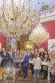 DocLX Housewarming - Palais Schönborn-Batthyany - Do 14.04.2016 - Palais, Prunkr�ume, Festsaal, Cocktailempfang33