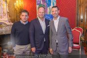 DocLX Housewarming - Palais Schönborn-Batthyany - Do 14.04.2016 - Thomas KROUPA, Alexander KNECHTSBERGER, Mark SCHILLING40