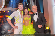 Dancing Stars - ORF Zentrum - Fr 15.04.2016 - Thomas MORGENSTERN, Roswitha WIELAND, Klaus EBERHARTINGER3