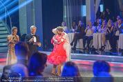 Dancing Stars - ORF Zentrum - Fr 15.04.2016 - Jazz GITTI, Willi GABALIER freuen sich, da� sie weiter sind7