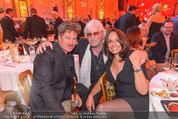 ROMY Gala - Aftershowparty - Hofburg - Sa 16.04.2016 - Tobias MORETTI, Reinhold BILGERI mit Ehefrau Beatrix113